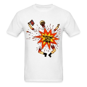 Bursting With Pride - British Army T-shirt (Standard Weight) - Men's T-Shirt