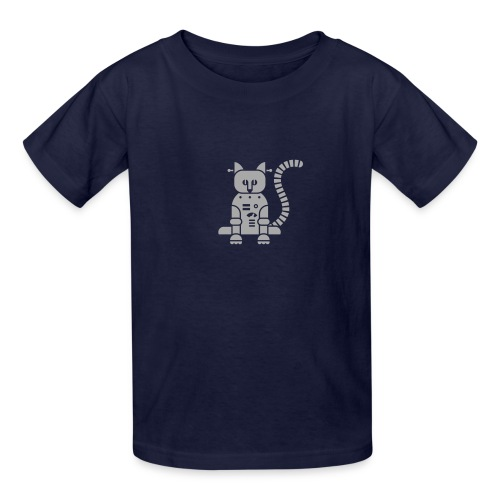 Sparkle Catbot - Kid - Kids' T-Shirt