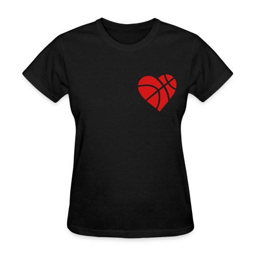 Heart - Women's T-Shirt