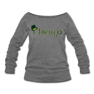 Chicago Irish - Women's Wideneck Sweatshirt