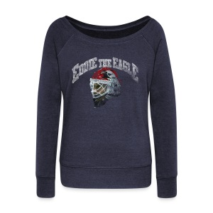 eddie eagle chi - Women's Wideneck Sweatshirt