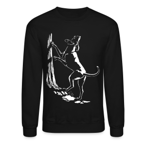 Hound Dog Sweatshirt Men's Hunting Dog Shirts Gift - Crewneck Sweatshirt