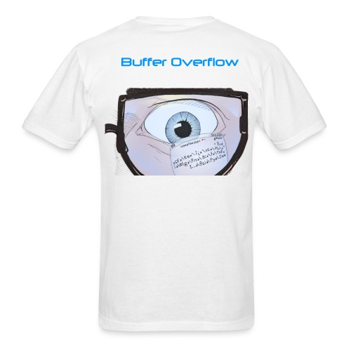 Buffer Overflow Mens - Men's T-Shirt