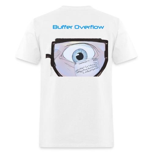 Buffer Overflow Mens - Men's T-Shirt