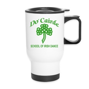 Do Cairde Travel Coffee Mug - Travel Mug