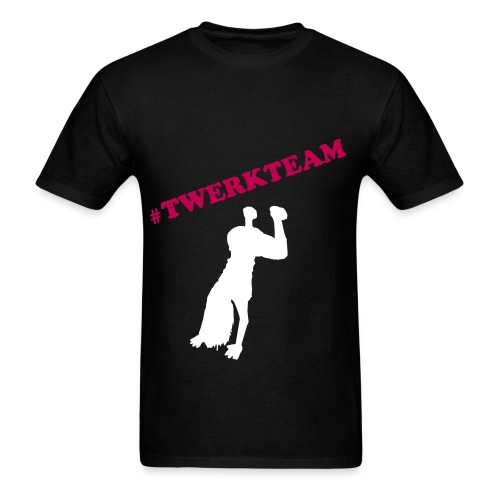 #TWERKTEAM (Mens) - Men's T-Shirt