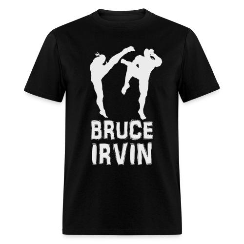 BRUCE IRVIN dark - Men's T-Shirt