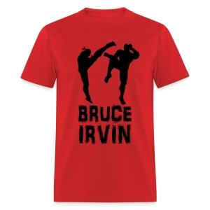 BRUCE IRVIN - Men's T-Shirt