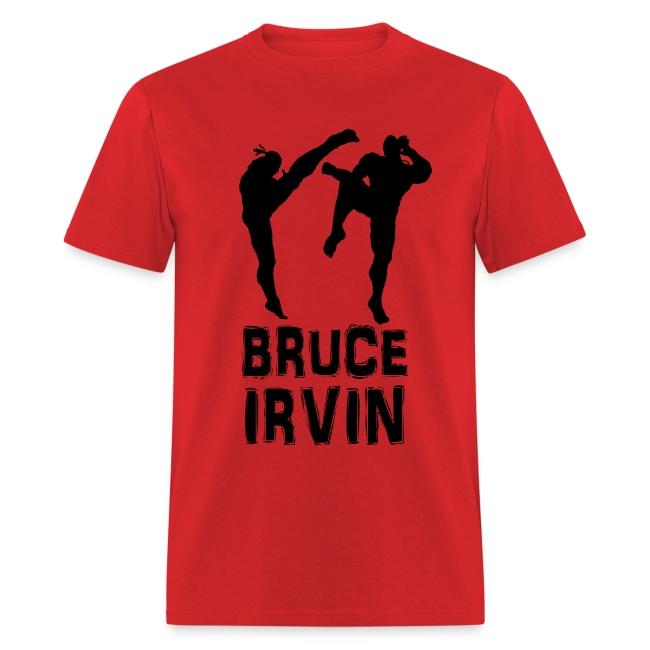 BRUCE IRVIN