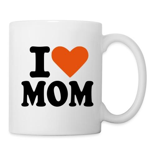 i love mom - Coffee/Tea Mug