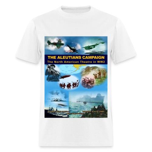 aleutian std - Men's T-Shirt