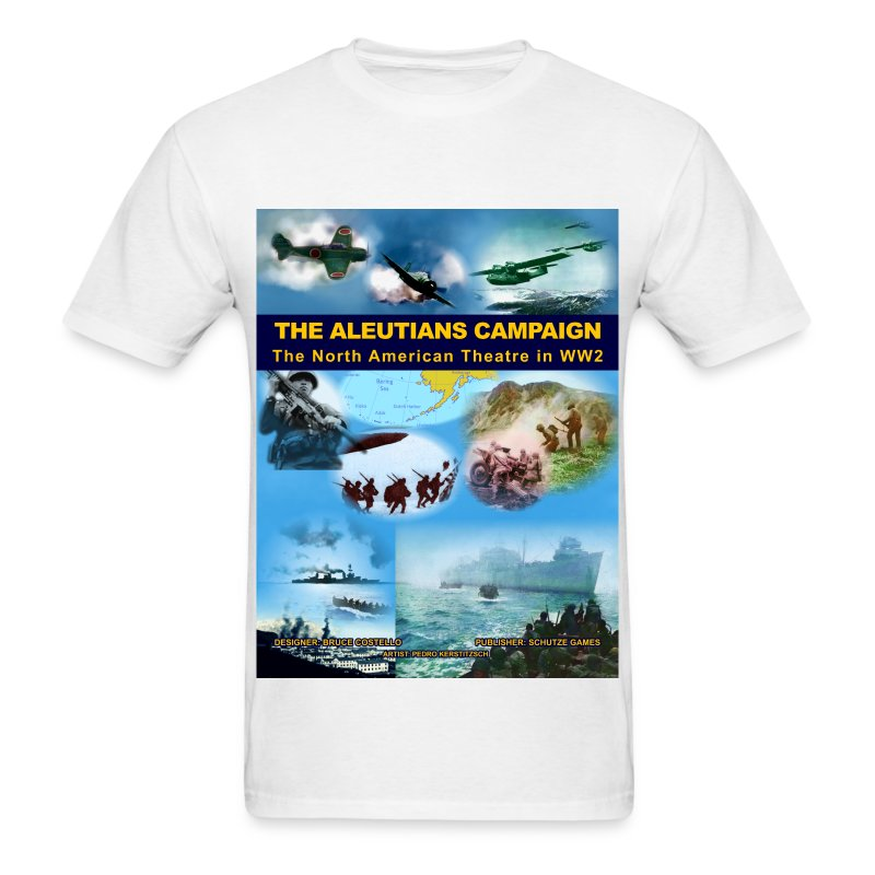 aleutian std - Men's T-Shirt