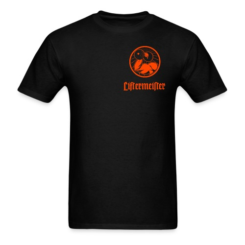 Liftermeister - Men's T-Shirt