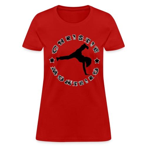 Christie Monteiro Girls - Women's T-Shirt