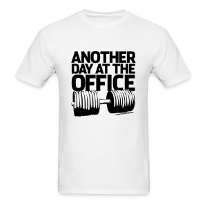 Another day at the office | Mens Tee - Men's T-Shirt