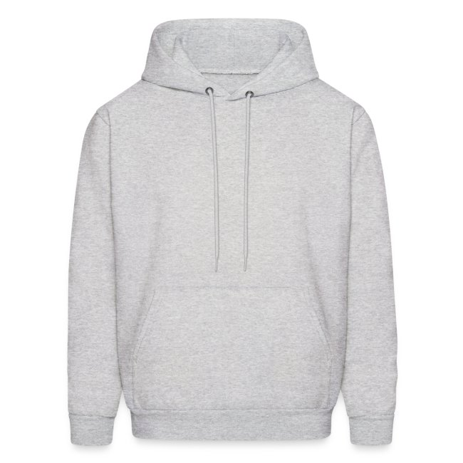 Another day at the office | Mens hoodie (back print)