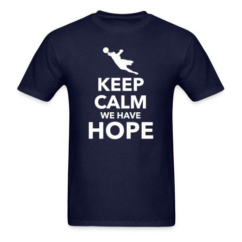 Keep Calm, We Have Hope (Solo) - Men's T-Shirt