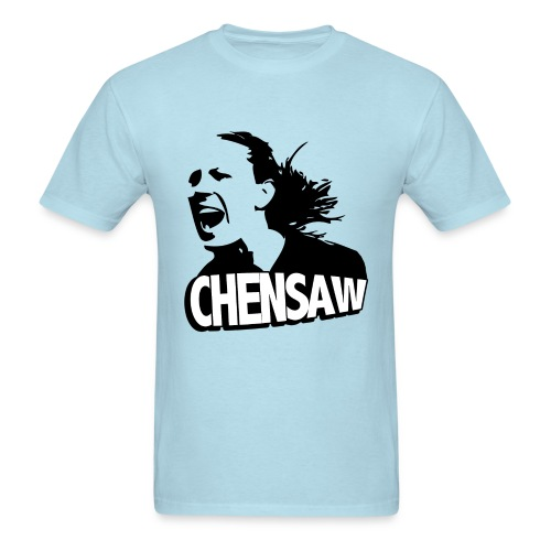 Lauren 'Chensaw' Cheney Shirt - Men's T-Shirt