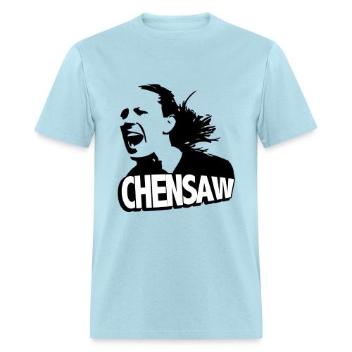 Lauren 'Chensaw' Cheney Shirt - Men's T-Shirt