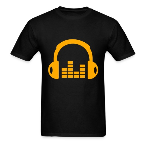 Babyson Headphones - Men's T-Shirt
