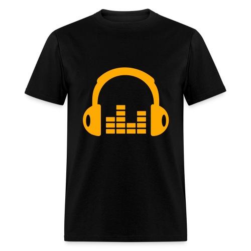 Babyson Headphones - Men's T-Shirt