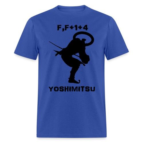 Yoshimitsu f,f+1+4 - Men's T-Shirt
