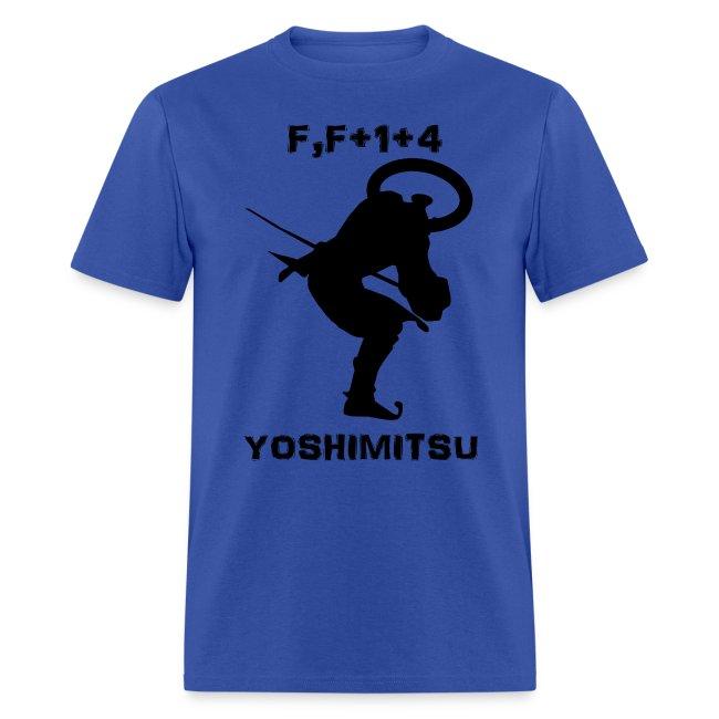 Yoshimitsu f,f+1+4