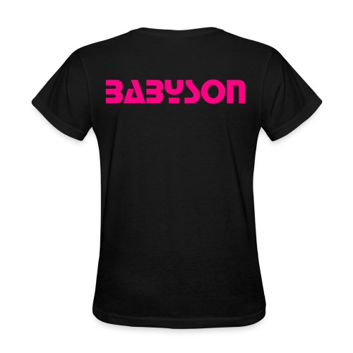 Babyson Headphones - Women's T-Shirt