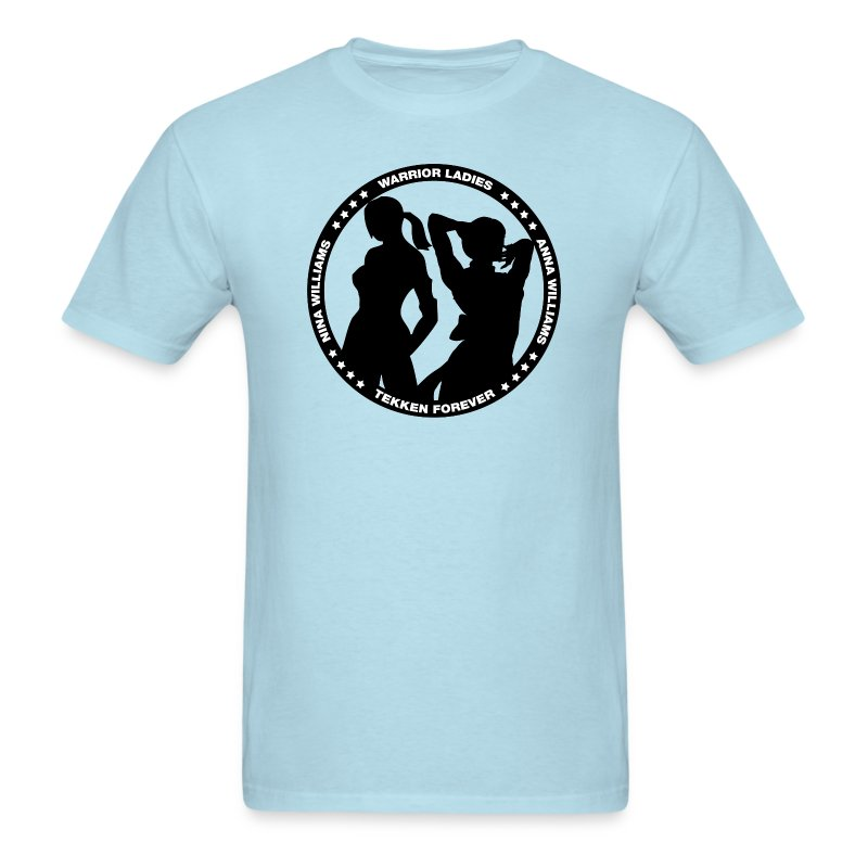 Anna/Nina warrior ladies Men - Men's T-Shirt