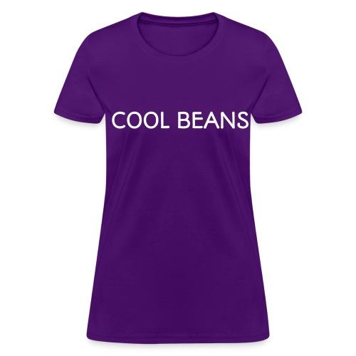 Cool Beans Tee - Women's T-Shirt