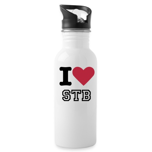 WaterBall I LOVE STB - Water Bottle