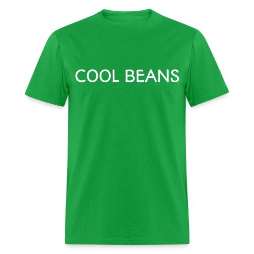 Cool Beans Tee - Men's T-Shirt