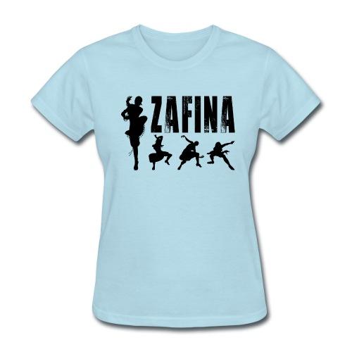 Zafina Girls - Women's T-Shirt