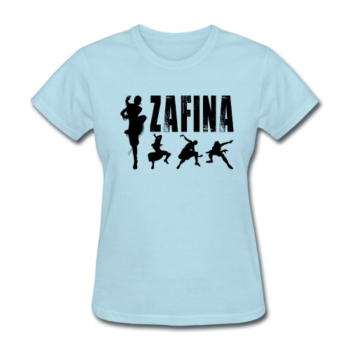 Zafina Girls - Women's T-Shirt