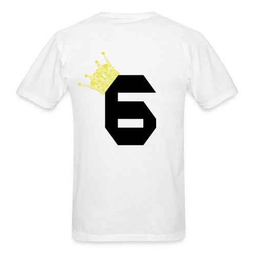 King James Shirt LeBron James - Men's T-Shirt