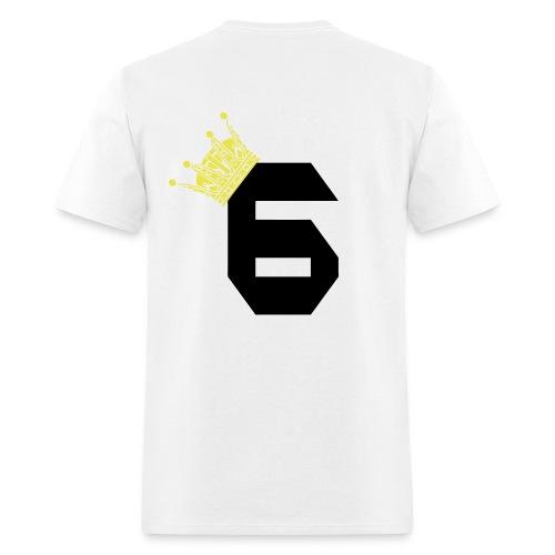 King James Shirt LeBron James - Men's T-Shirt