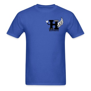 hank pocket - Men's T-Shirt