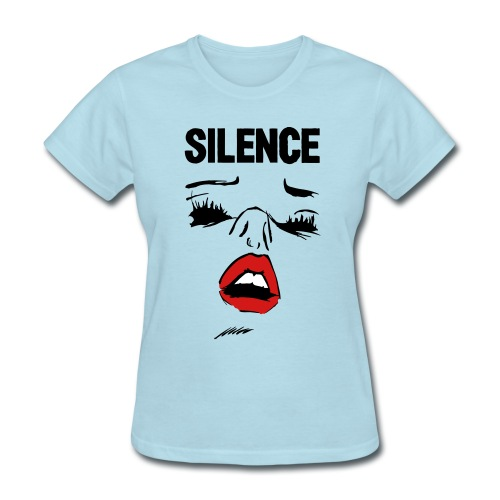 Quiet Time - Women's T-Shirt