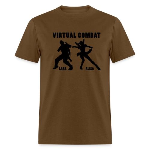 Lars/Alisa virtual combat men - Men's T-Shirt