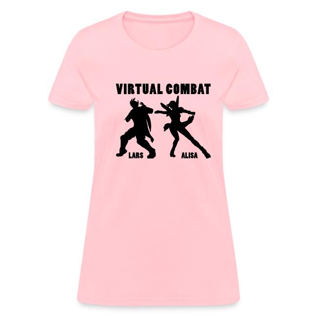 Lars/Alisa virtual combat girls
