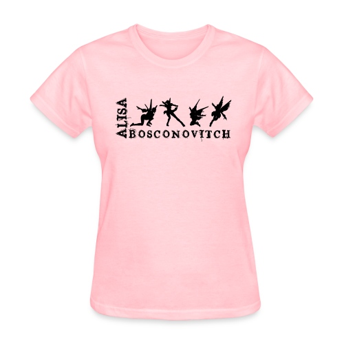 Alisa Bosconovitch Girls - Women's T-Shirt