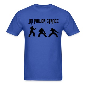 Jin Power Stance - Men's T-Shirt