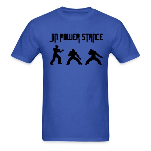 Jin Power Stance - Men's T-Shirt
