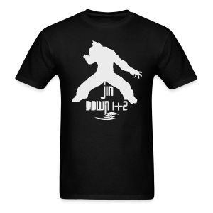 Jin down 1+2 dark - Men's T-Shirt