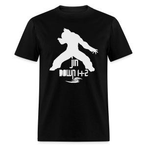 Jin down 1+2 dark - Men's T-Shirt