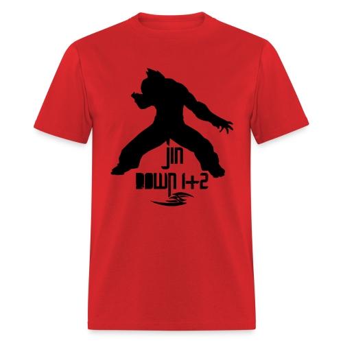 Jin down 1+2 - Men's T-Shirt