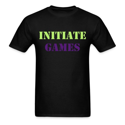 Initiate Games One-Sided T-Shirt - Men's T-Shirt