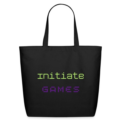 Initiate Games Tote Bag - Eco-Friendly Cotton Tote