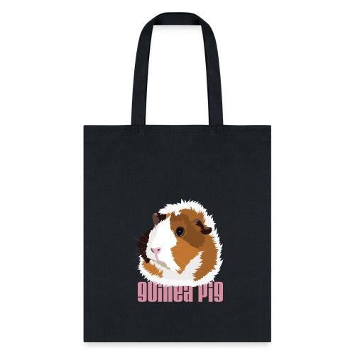 Retro Guinea Pig 'Elsie' Tote Shopping Bag - Tote Bag