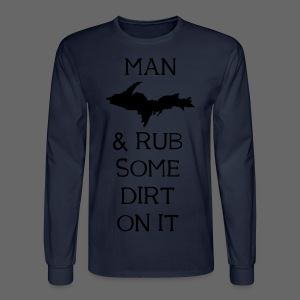 Man Up! - Men's Long Sleeve T-Shirt